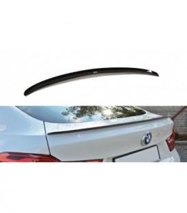 Spoiler Cap - BMW X4 M-Pack