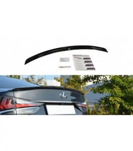 Bagažinės spoileriukas - Lexus GS Mk4 (Facelift) T