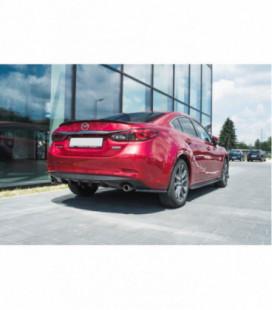 Bagažinės spoileriukas - Mazda 6 GJ (Mk3) (Facelift)