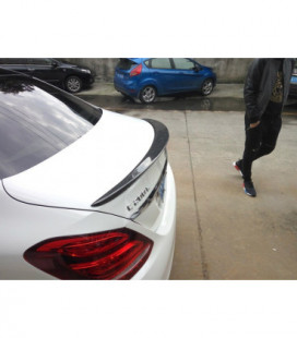Spoiler Cap - Mercedes-Benz C W205 Carbon