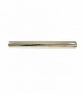 Stainless pipe 0deg 38mm 61cm