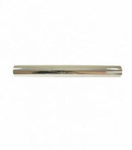 Stainless pipe 0deg 51mm 61cm
