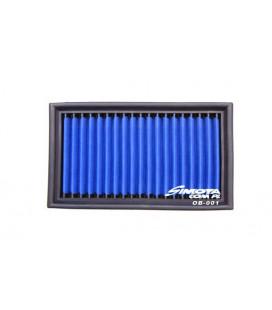 Oro filtras (standartinio pakaitalas) SIMOTA OB001 258X149mm